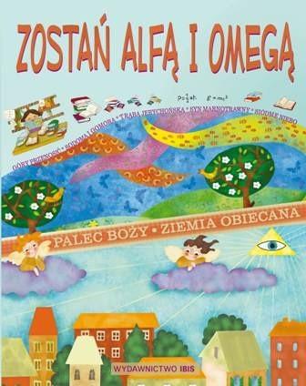 Okładka książki Zostań alfą i omegą