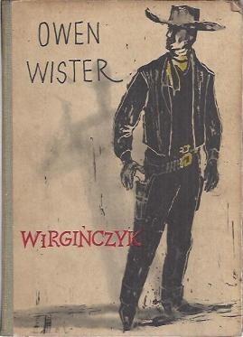 Okładka książki Wirgińczyk. Jeździec z równin