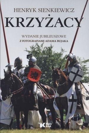 Okładka książki Krzyżacy, t. I