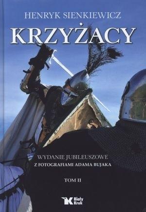 Okładka książki Krzyżacy, t. II