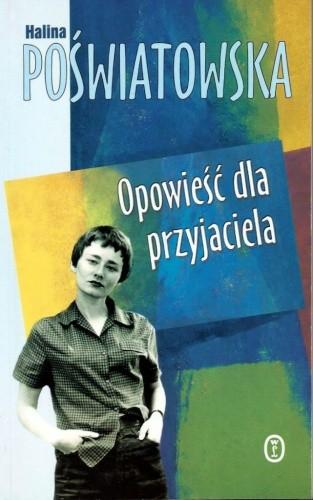 Okładka książki Opowieść dla przyjaciela