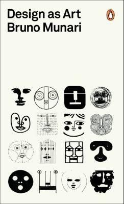 Okładka książki Design as Art