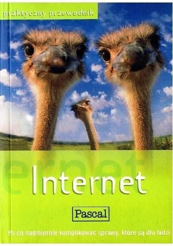 Okładka książki Internet. Praktyczny przewodnik