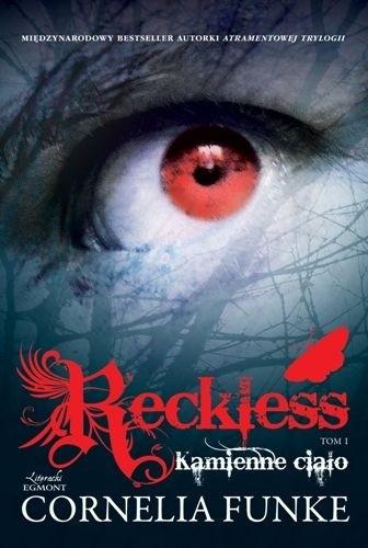 Okładka książki Reckless. Kamienne ciało