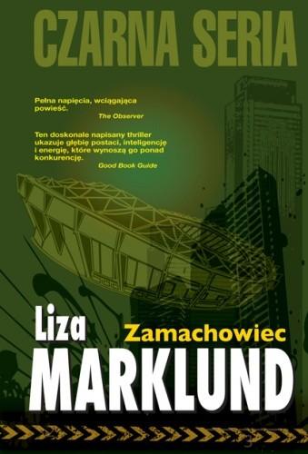 Okładka książki Zamachowiec
