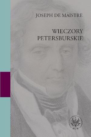 Okładka książki Wieczory petersburskie
