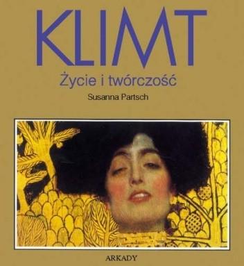 Okładka książki Klimt - Życie i twórczość