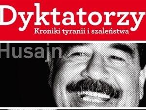 Okładka książki Dyktatorzy. Kroniki tyranii i szaleństwa