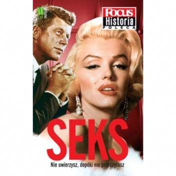 Okładka książki Seks