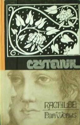 Okładka książki Pan Wenus