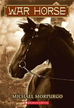 Okładka książki War Horse