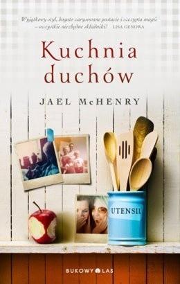 Okładka książki Kuchnia duchów