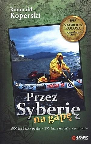 Okładka książki Przez Syberię na gapę