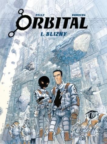 Okładka książki Orbital #01: Blizny