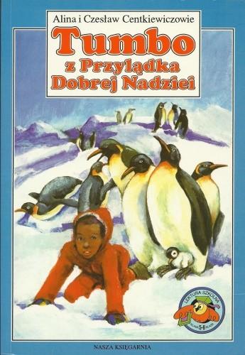 Okładka książki Tumbo z Przylądka Dobrej Nadziei