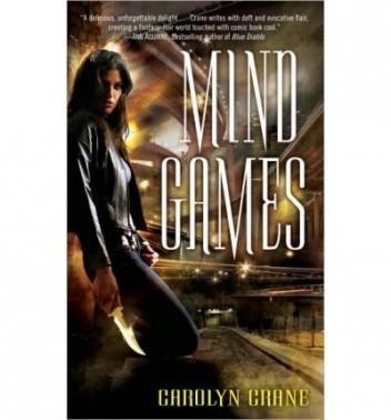 Okładka książki Mind games