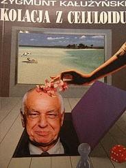 Okładka książki Kolacja z celuloidu