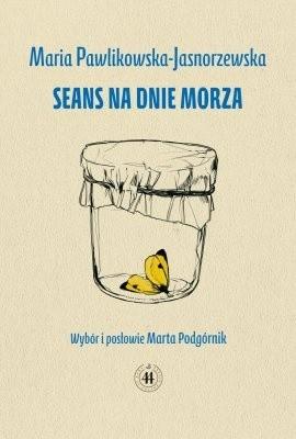 Okładka książki Seans na dnie morza