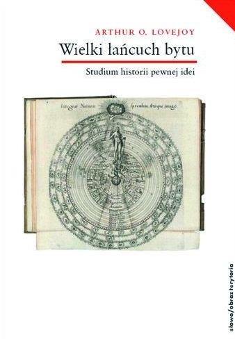 Okładka książki Wielki łańcuch bytu