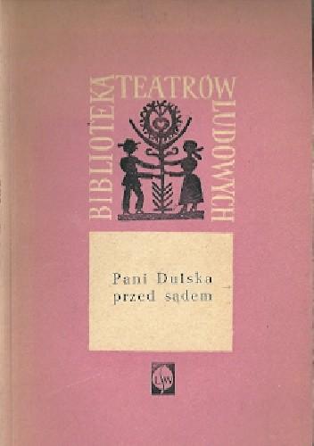 Okładka książki Pani Dulska przed sądem