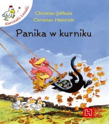 Okładka książki Panika w kurniku