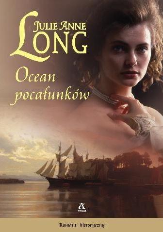 Okładka książki Ocean pocałunków