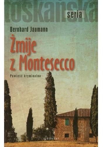 Okładka książki Żmije z Montesecco