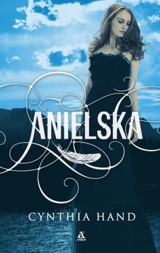 Okładka książki Anielska