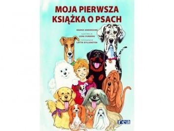 Okładka książki Moja pierwsza książka o psach