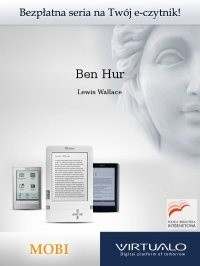 Okładka książki Ben Hur