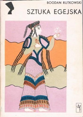 Okładka książki Sztuka egejska