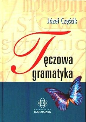 Okładka książki Tęczowa gramatyka