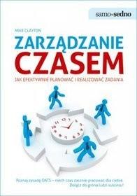 Okładka książki Zarządzanie czasem