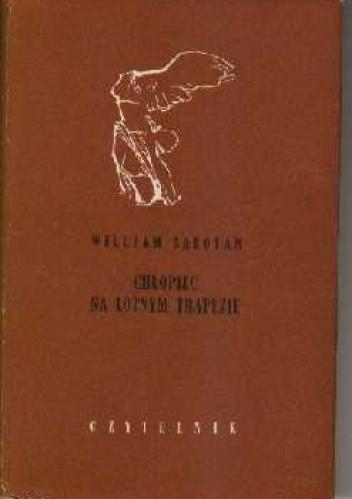 Okładka książki Chłopiec na lotnym trapezie