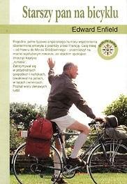 Okładka książki Starszy pan na bicyklu