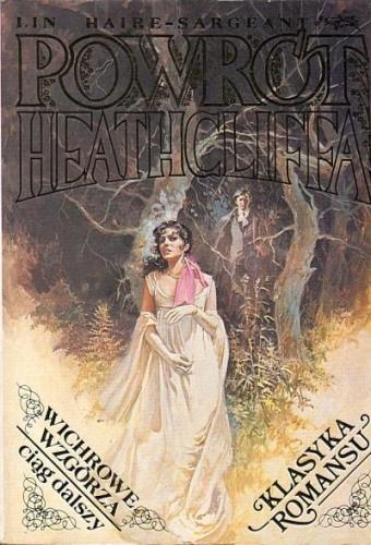 Okładka książki Powrót Heathcliffa