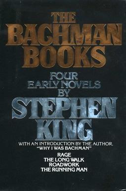 Okładka książki The Bachman Books