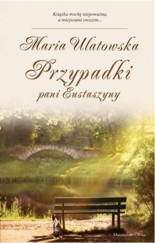 Okładka książki Przypadki pani Eustaszyny