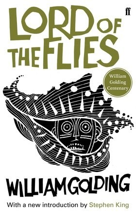 Okładka książki Lord of the Flies