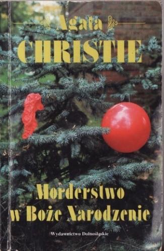 Okładka książki Morderstwo w Boże Narodzenie
