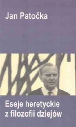 Okładka książki Eseje heretyckie z filozofii dziejów