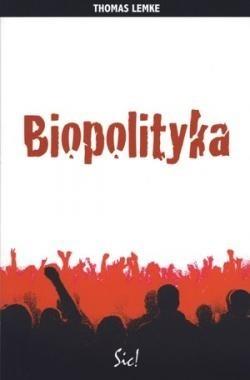 Okładka książki Biopolityka