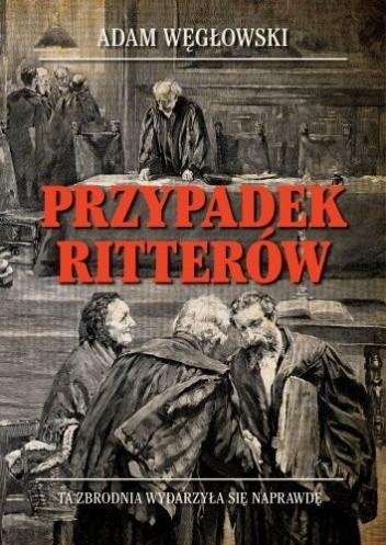 Okładka książki Przypadek Ritterów