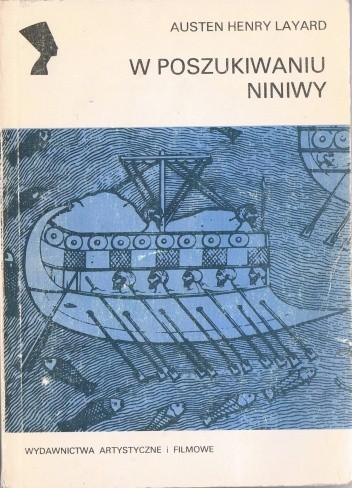 Okładka książki W poszukiwaniu Niniwy