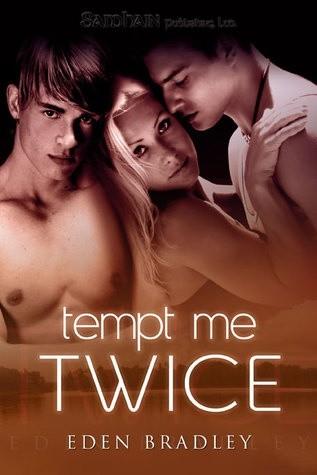 Okładka książki Tempt Me Twice