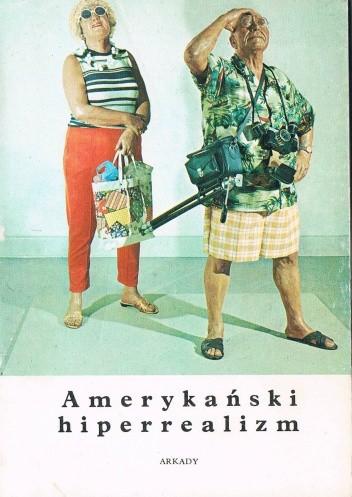 Okładka książki Amerykański hiperrealizm