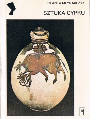 Okładka książki Sztuka Cypru