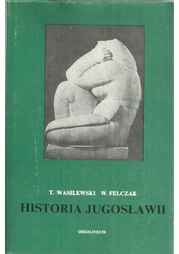 Okładka książki Historia Jugosławii