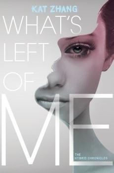 Okładka książki What's Left Of Me