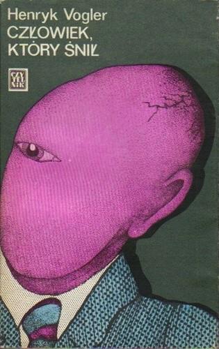 Okładka książki Człowiek, który śnił